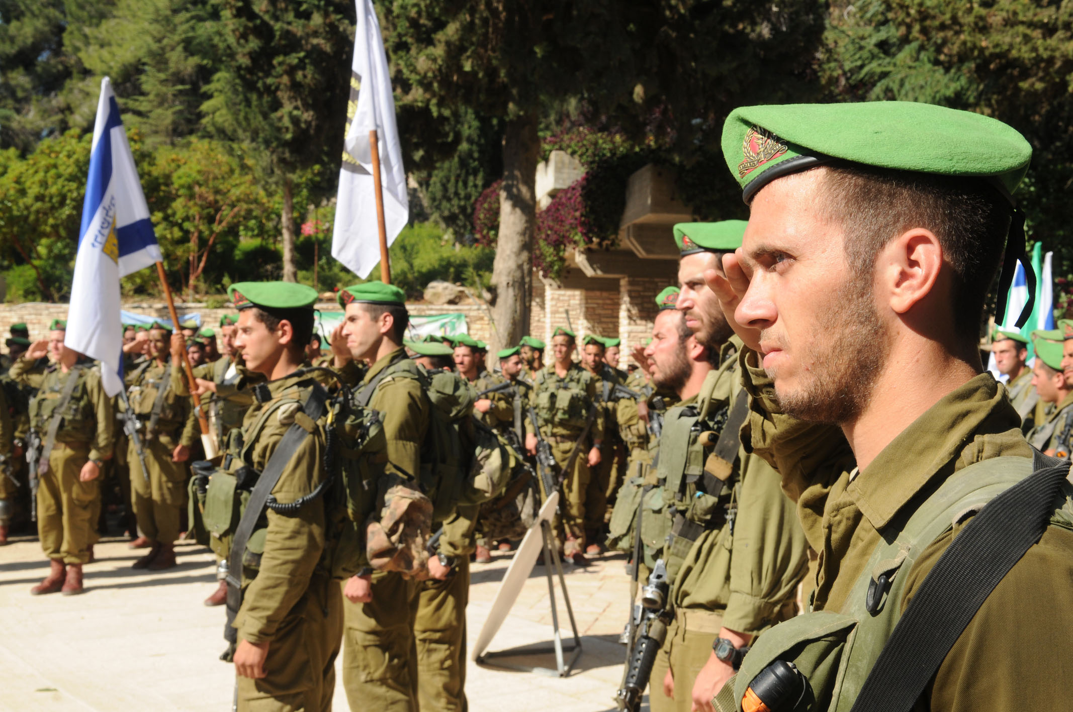 how to join israeli defense force